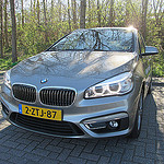 Rij-impressie BMW 218d Active Tourer