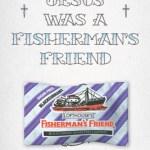 Paul Abspoel – Jesus was a fisherman's friend