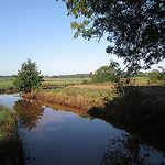 Wandelen rond de provinciegrens tussen Balkbrug en Meppel