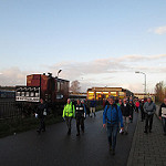 Met WS78 sporen in en om Amersfoort wandelen
