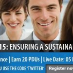 International Project Management Day 2015 Ensuring a Sustainable Future part 1