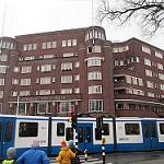 Wandelen van Osdorp door Nieuw-West, Sloten en Oud-Zuid naar Amsterdam Zuid