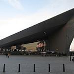 Stappen aan beide zijden Maasstad Rotterdam