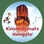 3e Kennedymars Hengelo goed voor Zilveren Super Kennedy Walker medaille