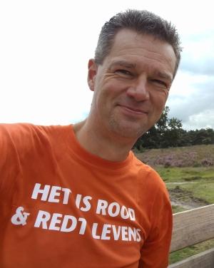 Henk-Jan rood en redt levens