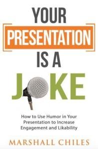 your presentation i a joke
