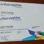 Harry Piekema – Man wil trap op met lampje in De Voorvegter Hardenberg