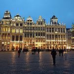 Indrukken van eerste week in Brussel