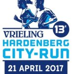 Halve marathon op Hardenberg City Run 2017
