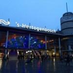 Wandelen in groene longen en gezellige binnenstad 's-Hertogenbosch