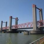Wandelen door de Maasdelta van Carnisselande naar Vlaardingen