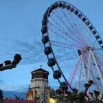 Kerstmarkten en stadswandeling in Düsseldorf