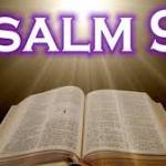 Psalm 91: God zal je beschermen