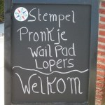 Pronkjewailpad van Zuidhorn naar Grootegast