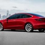 Op zoek naar nieuwe leasewagen Tesla Model 3 getest
