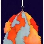 Terugblik op eerste stappen op de maan (2)