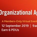 PMI Organizational Agility Conference 2019