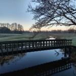Loop van de Drentsche Aa rond Oudemolen