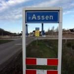 Rond om Assen draaien