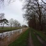 Wandelen op Sallandse zandgronden en verzopen weilanden tussen Raalte en Heino
