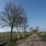 Een flinke afstand wandelen tussen Balkbrug en Ruitenveen is niet afstandelijk