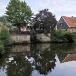 Unwies gut wandern tussen Dinkel en Vechte in grensstreek Twente en Grafschaft Bentheim