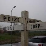Van Haren door De Onlanden naar Zuidhorn wandelen