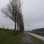 Wandelen langs de Stelling van Amsterdam tussen Schiphol naar Santpoort