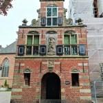 Het Pronkjewailpad tussen Appingedam en Nieuwolda