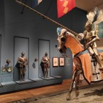 Boeken, foto's en schilderkunst in Hermitage en Nieuwe Kerk in Amsterdam