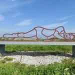 Pronkjewailpad Noordroute als zesdaagse: Uithuizen naar Eenrum