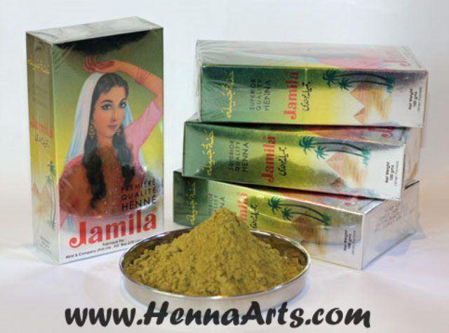 Henna Tattoo Supplies Henna Kit Jamila Henna Powder