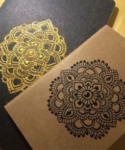 Henna Inspired Art