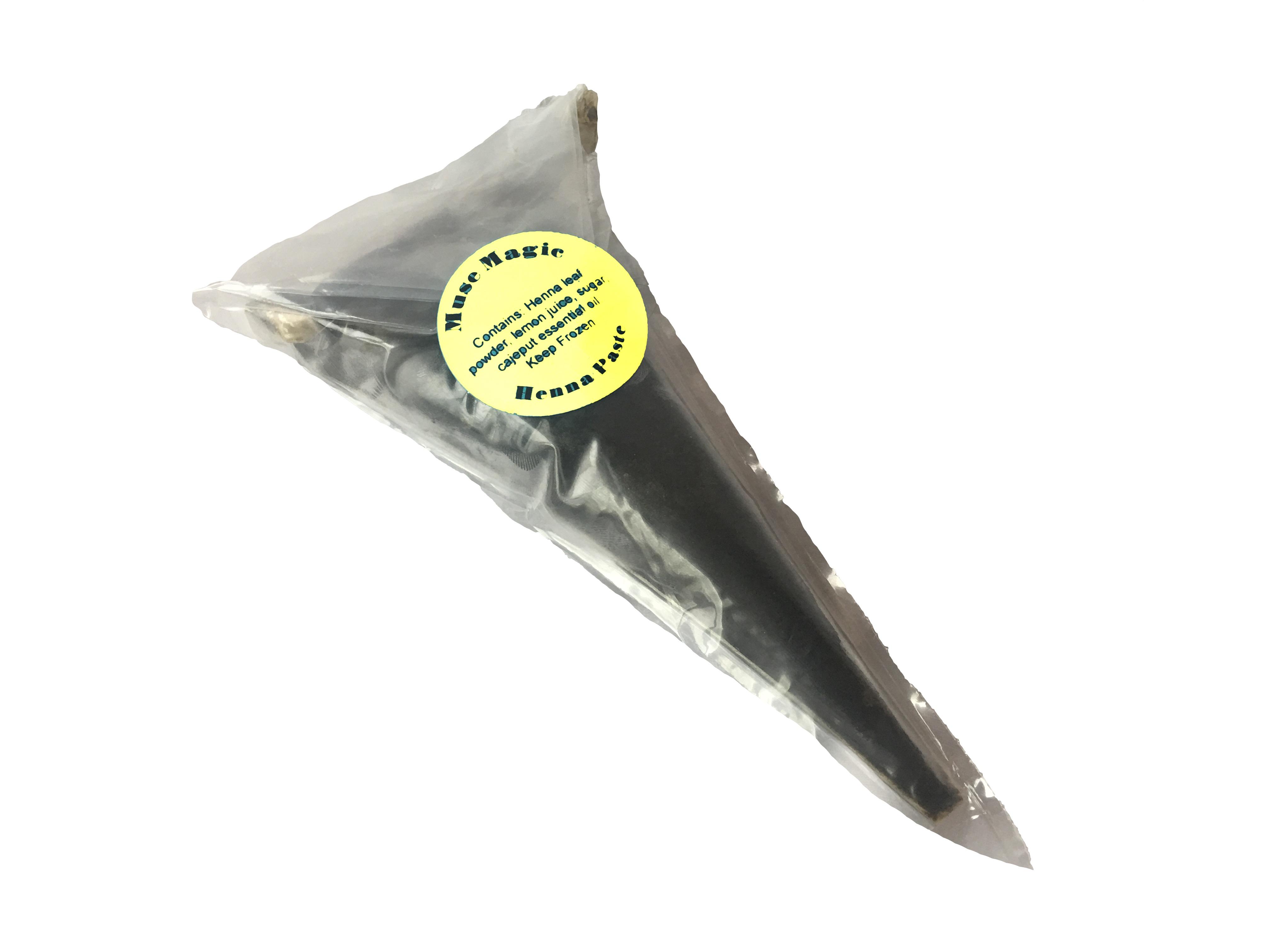 Bulk Henna Paste -Euterpe