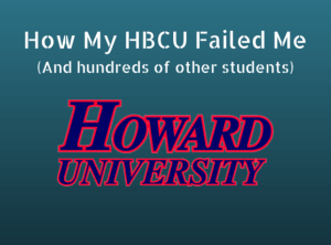 cover image hbcu failed me