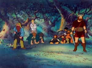 fellowship bakshi 300x222 Властелин Колец