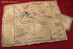 11 IMG 5732 300x200 Распаковываем прелесть: Карта Торина от WETA