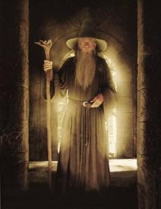 06 Gandalf 231x300 Властелин Колец   Постеры