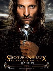 Teaser Aragorn Fr 225x300 Властелин Колец   Постеры