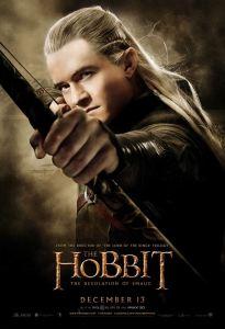 hobbit2 poster04 205x300 Постеры по Хоббиту 2: семь персонажей и главный плакат!