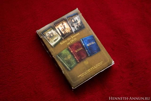 IMG 6385 1024x682 Обзор: Игральные карты Властелин Колец (худ. Алан Ли)