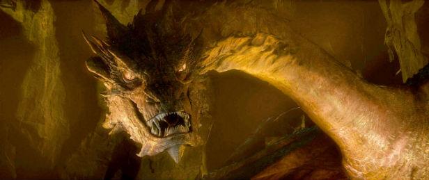 Smaug the Dragon Смауг   прадедушка всех драконов   интервью с Дэниелем Фальконером