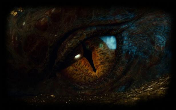 smaug2 Смауг   прадедушка всех драконов   интервью с Дэниелем Фальконером