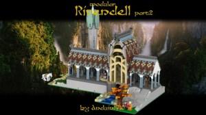 hobbitlego 000 300x168 Фанатские LEGO локации из ВК и Хоббита!