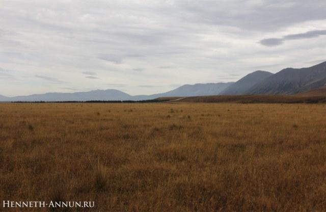 Twizel Pelennor FaramirEscape 1024x665 Новая Зеландия, часть 5: Твайзел (Пеленнорские поля)