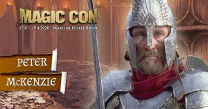magiccon 4 og starguest peter mckenzie 300x158 MagicCon 2020: Питер МакКензи!
