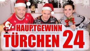 Gewinnspiel - Adventskalender Tür 24 von Henning Merten