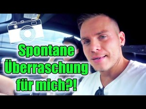 Spontane Überraschung für Henning Merten