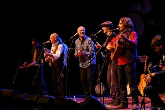 Red Wine Bluegrass Party, Genova IT, 2015 with Red Wine