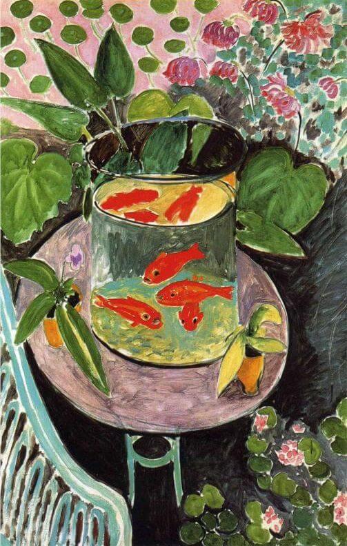 The Goldfish, 1912 by Henri Matisse
